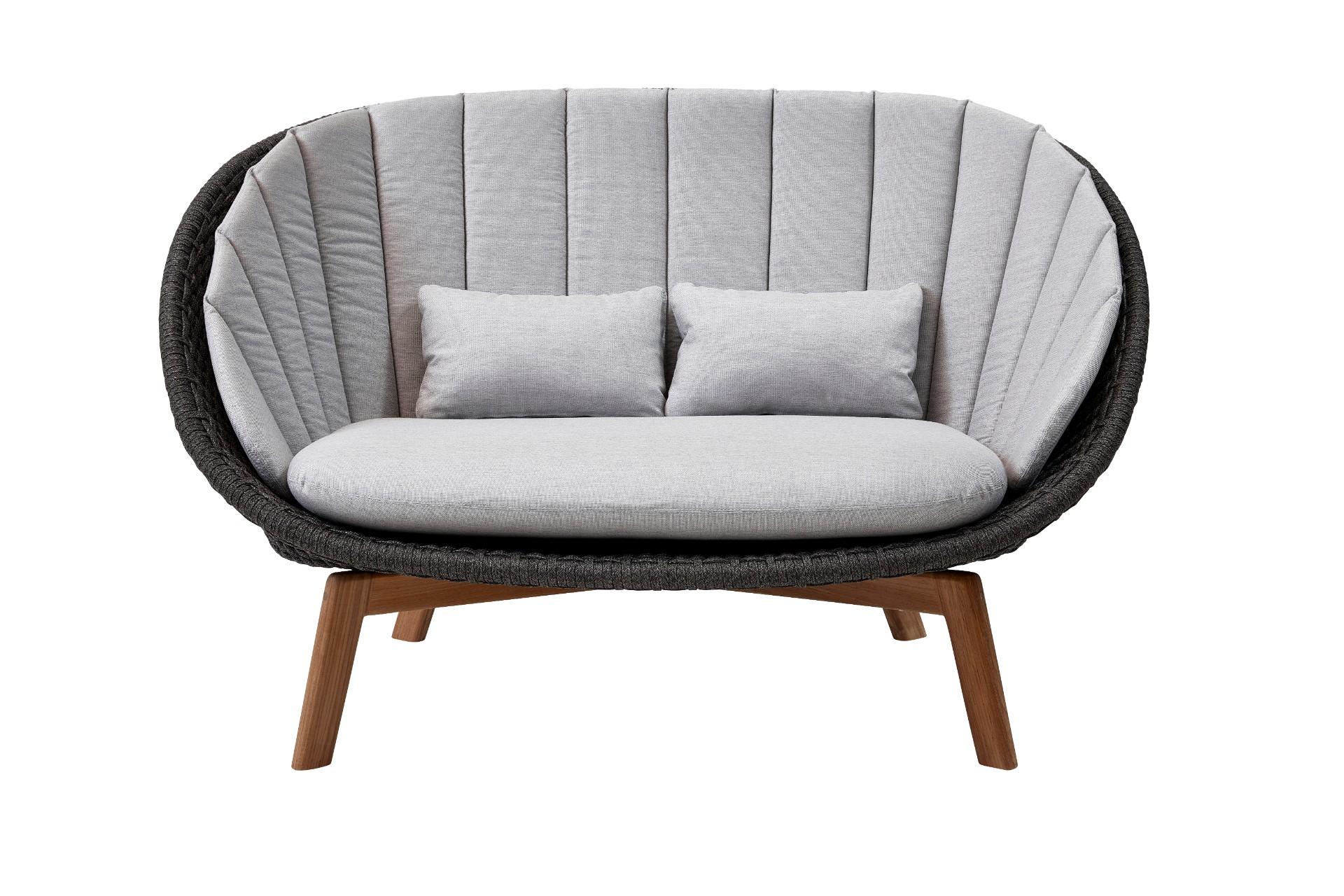 Peacock atpūtas krēsls un sofa