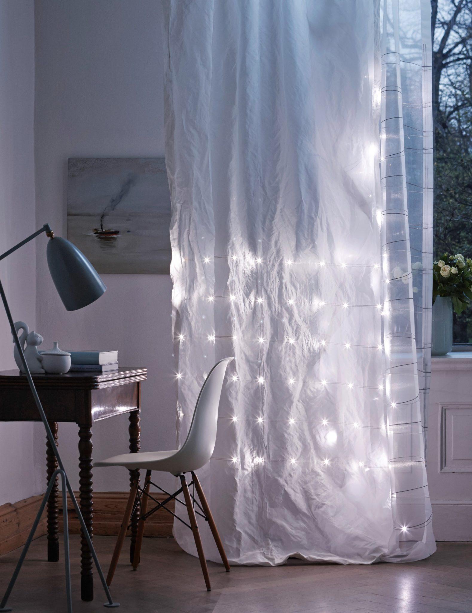 """""""Elumino"""" audumi ar gaismas diodēm"""