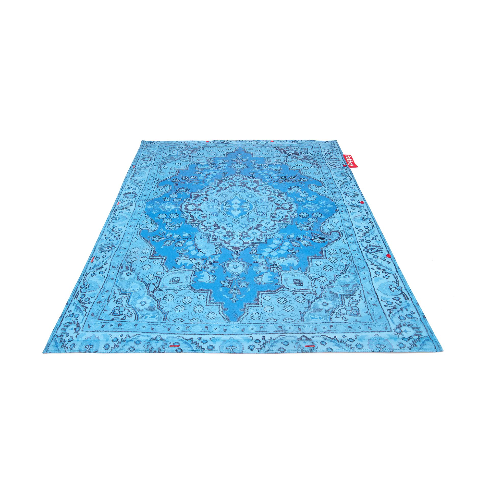 Non-flying carpet