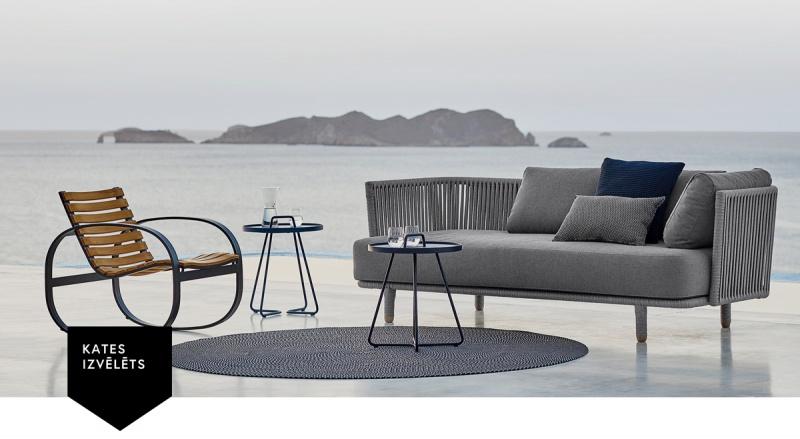 Наслаждайтесь летом с красивой мебелью для террас!
