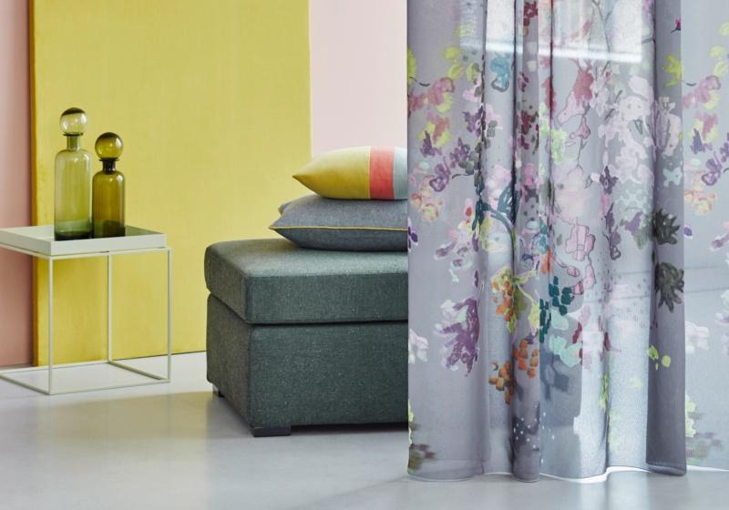 Когда каждый день встречаешь элегантность! Новая коллекция тканей «Création Baumann»!