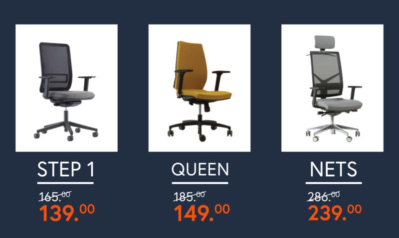 Sāc ar krēslu!