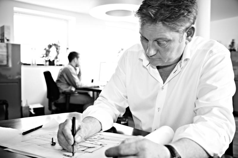 """BoConcept"" dizainers ANDERS NØRGAARD"