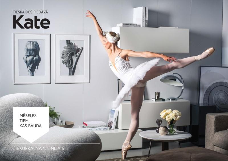 """""""Kate"""" atbalsta """"Metropolitan Operas"""" un """"Maskavas Lielā teātra"""" izrāžu tiešraides Latvijā."""