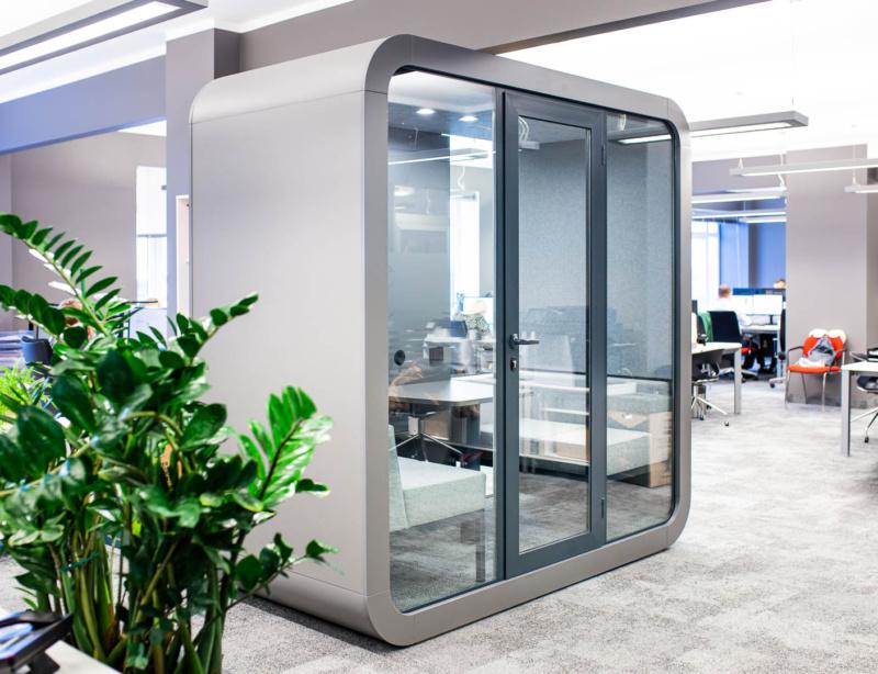Unicredit silent pods