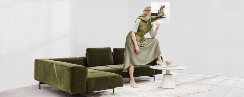 Forever on trend with the BoConcept 2021 lookbook